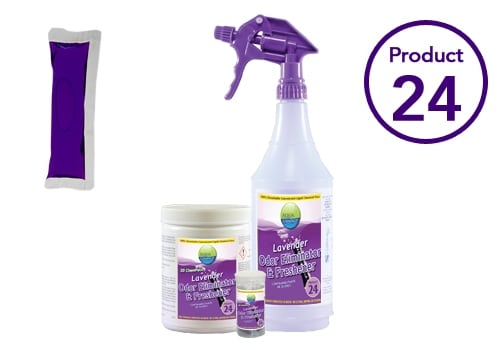Odor Eliminator & Freshener Lavender